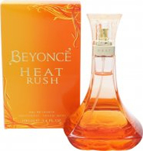 Beyonce Heat Rush Eau de Toilette 100ml Suihke