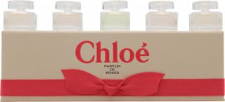 Chloé Miniatures Presentset 8ml Chloé EDT + 2 x 7.5ml Love Story EDP + 5ml Chloé EDP