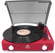 GPO STYLO II turntable - Red