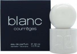 Courreges Blanc de Courreges Eau de Parfum 30ml Spray