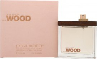 DSquared2 She Wood Eau de Parfum 100ml Sprej
