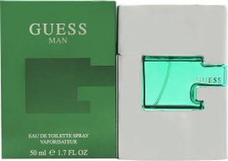 Guess Guess Man Eau de Toilette 50ml Sprej