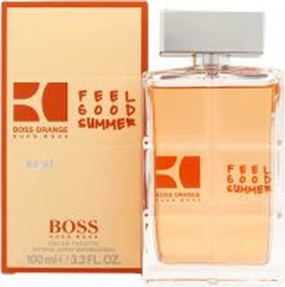 Hugo Boss Boss Orange Feel Good Summer Eau de Toilette 100ml Sprej