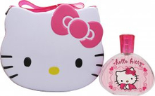 Hello Kitty Gift Set 100ml EDT + Lunch Box (Metall)