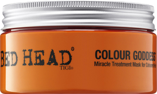 Kjøp TIGI Bed Head Colour Goddess Miracle Treatment Mask, 200ml TIGI Bed Head Hårmaske Fri frakt