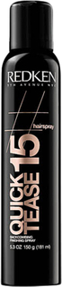 Kjøp Redken Hairsprays Quick Tease 15 Backcombing Lift Finishing Spray, 250ml Redken Hårspray Fri frakt