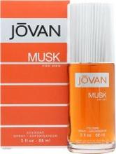 Jovan Musk For Men Eau De Cologne 88ml Sprej