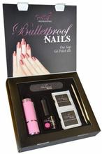 Pretty Professional Bulletproof Nails Gel Polish Kit Classic 8 ml + 4 stk