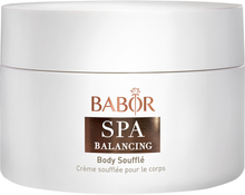 SPA - Balancing, Body Soufflé 200 ml Babor Kroppslotion