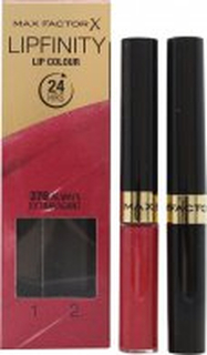 Max Factor Lipfinity Lip Colour - 370 Always Extravagant