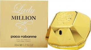 Paco Rabanne Lady Million Eau de Parfum 50ml Sprej