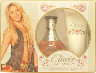 Shakira Elixir Presentset 80ml EDT + 100ml Body Lotion