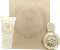 Versace Eros Pour Femme Gift Set 30ml EDP + 50ml Body Lotion