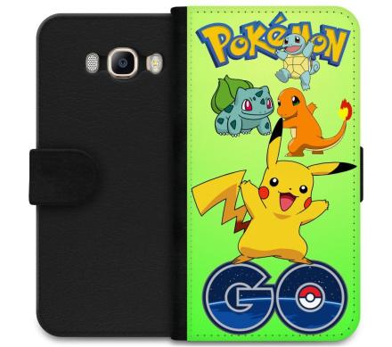 Samsung Galaxy J5 6 (2016) Plånboksfodral Pokemon Go - CDON.COM