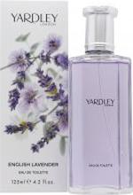 Yardley English Lavender Eau de Toilette 125ml Suihke