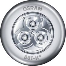 OSRAM OSRAM DOT-IT Classic Silver 4008321930491 Replace: N/AOSRAM OSRAM DOT-IT Classic Silver