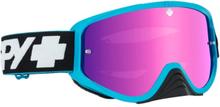 Spy Woot Race MX Brille Blå, For Enduro og DH