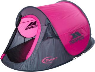 Trespass swift 2 vandtæt 2 person pop-up telt