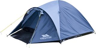 Trespass ghabhar 4 persons telt – blå