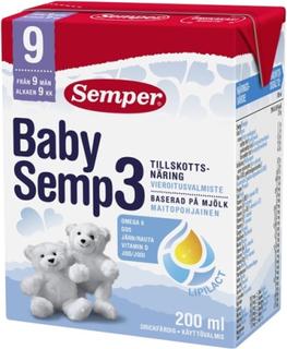 Semper BabySemp 3 drickfärdig 200 ml
