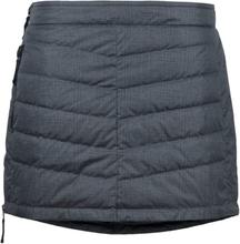 Skhoop Mini Down Skirt Dam Kjol Grå M