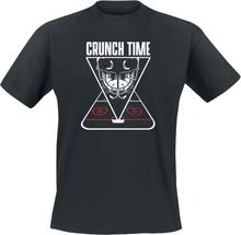 Crunch Time - -T-skjorte - svart