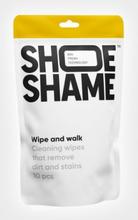 SHOE SHAME Wipe and walk