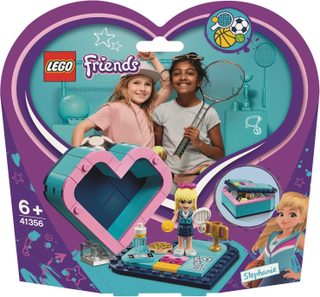 Stephanies hjärtask, LEGO® Friends (41356)