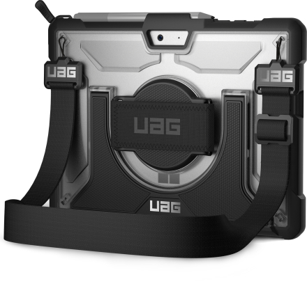 UAG Plasma Ice -suojakotelo Surface Go'lle (jäänvärinen)