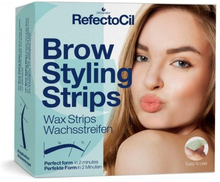 Refectocil Brow Styling Strips 20 st