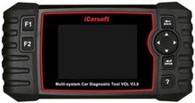 iCarsoft VOL V3.0 Bildiagnostik