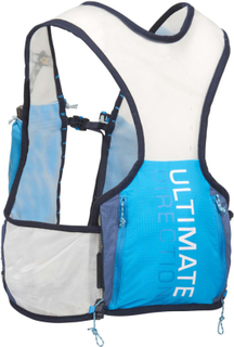 Ultimate Direction Race Vest 4.0 treningsryggsekker Blå S