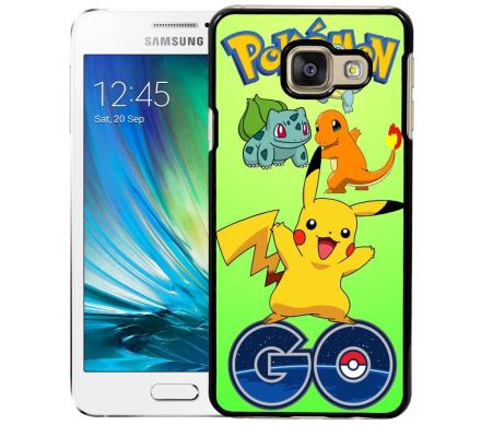 Samsung Galaxy A3 6 (2016) Mobilskal Pokemon Go - CDON.COM
