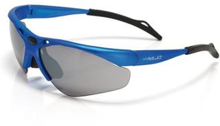 XLC Tahiti blå Solbriller, 3 Linser