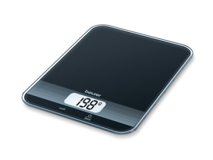 Beurer KS19 køkkenvægt m. touch, 5 kg.. 4 stk. på lager