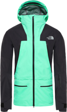 The North Face Purist Jacket Herr Chlorophyll Green Fuse/Weathered Black Fuse S 2019 Skidjackor