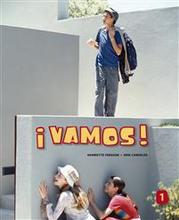 ¡Vamos! 1 Allt-i-ett-bok inkl. ljud och webb