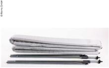 Trykkstenger til fortelt Dorado 350, stål, 2 stk