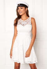 Chiara Forthi Brigitte dress White 40