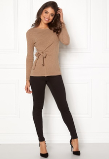Happy Holly Elizabella sweater Beige melange 40/42