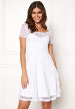 BUBBLEROOM Superior lace dress White S