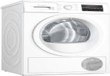 Bosch Serie 6 SelfCleaning Condenser WTW87T8LSN - Tørremaskine - fritstående - bredde: 59.8 cm - dybde: 65.2 cm - højde: 84.2 cm - frontbetjening