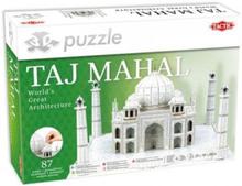 Taj Mahal 3D Palapeli