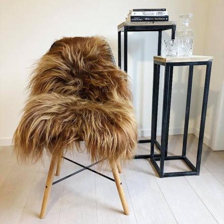 Lammeskind- Islandsk- langhåret- Ginger breeze