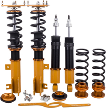 For Volvo S70 1998 - 2000 Adjustable Height Shock Absorbers Strut Coilovers Suspension Kits