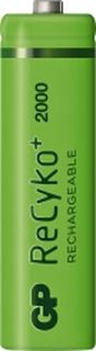 Batteri GP Batteries Laddningsbar ReCyko AA, 4-pack