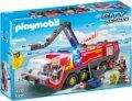 Playmobil City Action 5337 - Lufthavnsbrandbil Med Lys Og Lyd - Gucca