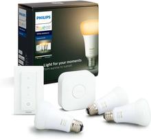 Philips Hue White Ambiance E27 3-pack Starter kit