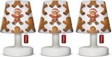 Mini cappie set Gingerbread 3-pack