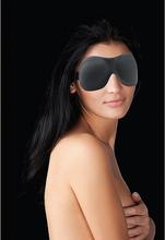 Ouch!: Curvy Eyemask, svart